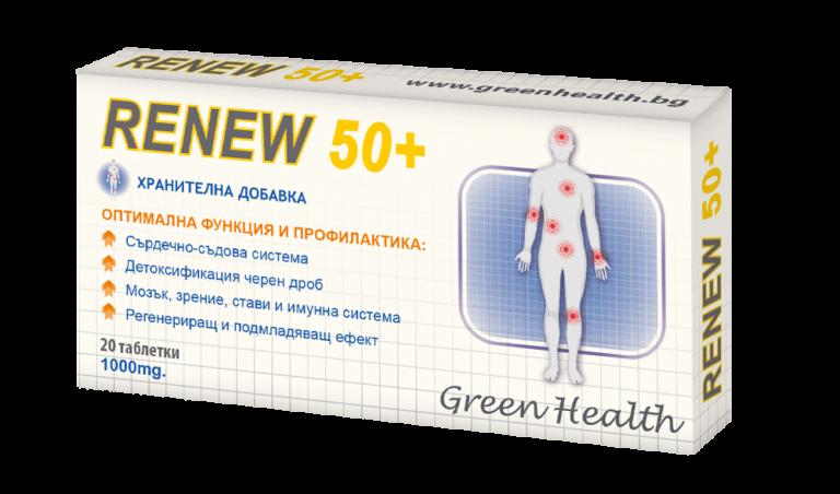 RENEW 50+ Anti-Aging продукт за цялото тяло