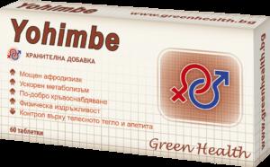 Йохимбе, йохимбин - Афродизиак, ускорява метаболизма