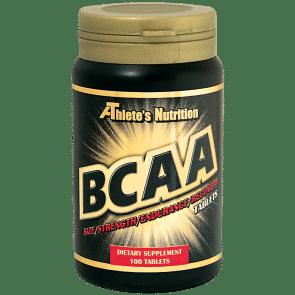 BCAA 1000 mg 100 таблетки