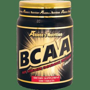 BCAA 1000 mg 500 таблетки