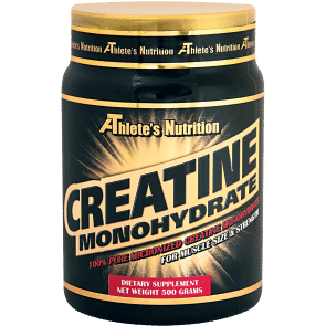 Creatine Monohydrate Micronized 500 g