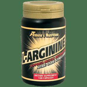 L-Arginine 120 капсули