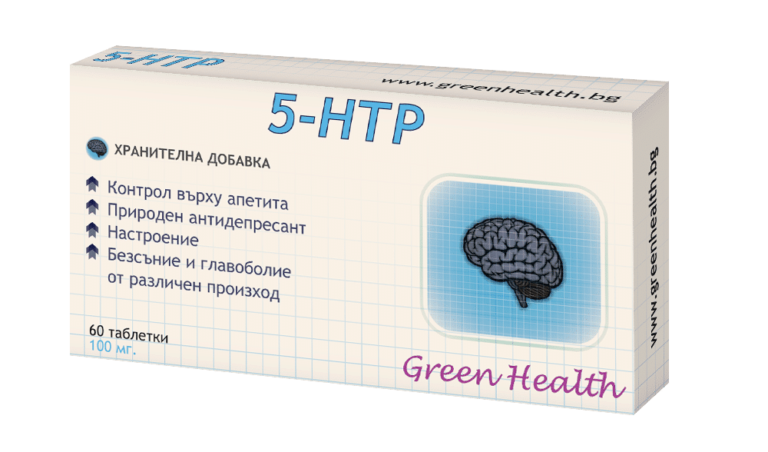 5-HTP - 60таб.100мг