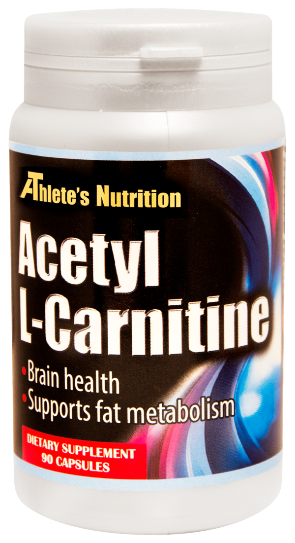 Acetyl L-carnitine 90caps.