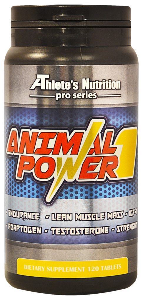 Animal Power 1 120tabs.