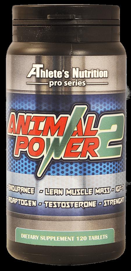 Animal Power 2 120tabs.