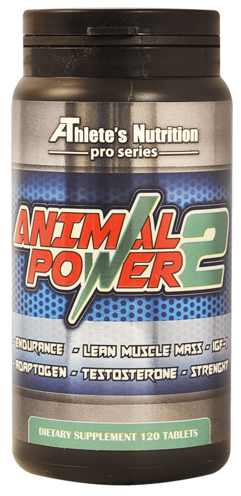Animal Power 2 120tabs.