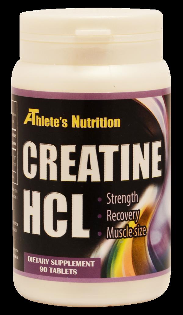 Creatine HCL 90tab/90g/
