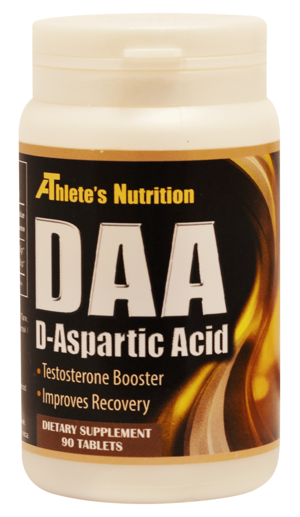 DAA D-aspartic acid 90таб/90г