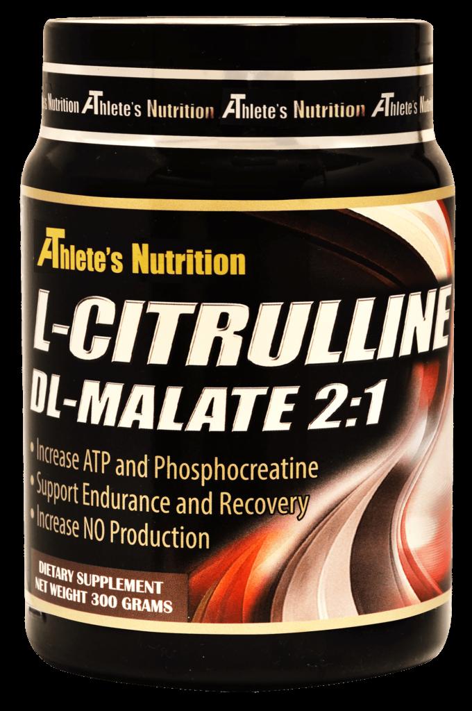 L-citrulline di-malate 2:1 300g неовкусен