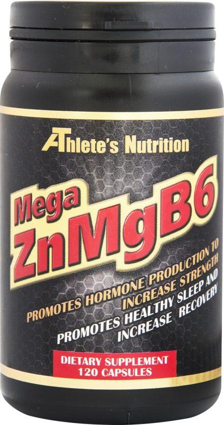 Mega ZnMgB6 120caps.