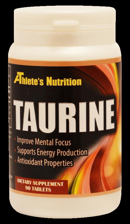 Taurine 90tab/90g/